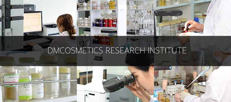 Subsidiary research institute – DMCOSMETICS